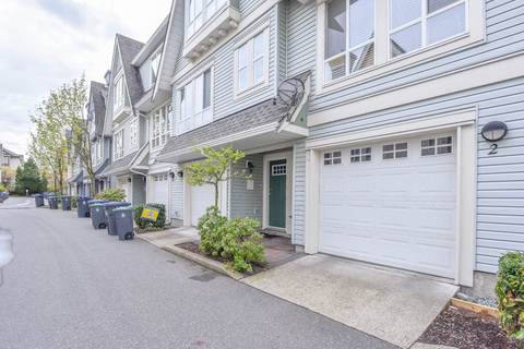 Townhouse for sale at 16388 85 Ave Unit 2 Surrey British Columbia - MLS: R2361132