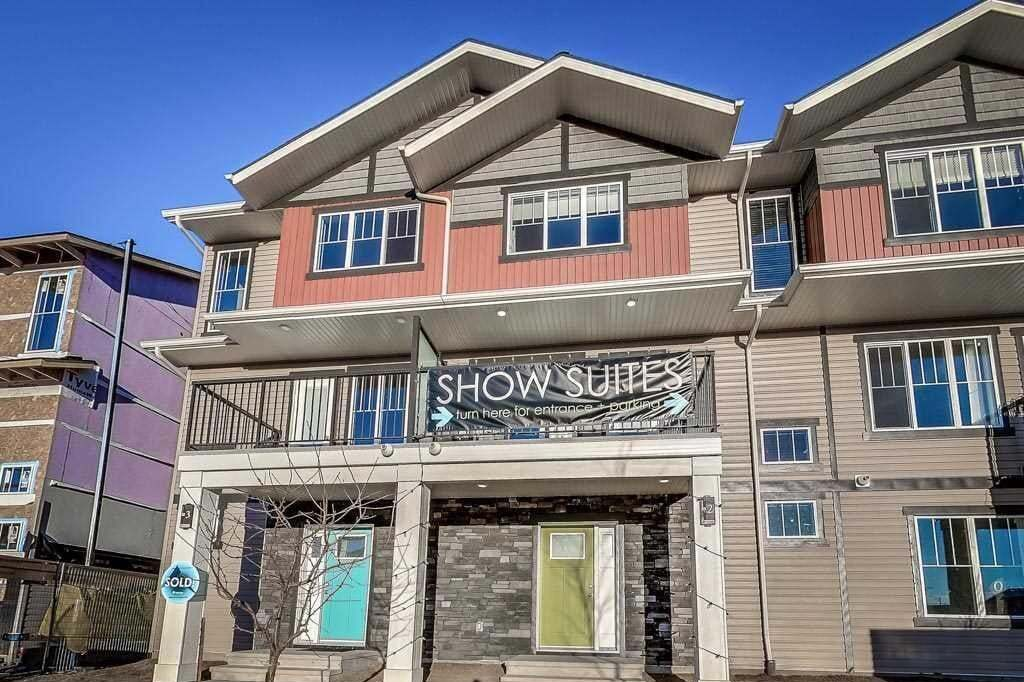 Townhouse for sale at 165 Cy Becker Bv NW Unit 2 Edmonton Alberta - MLS: E4198340