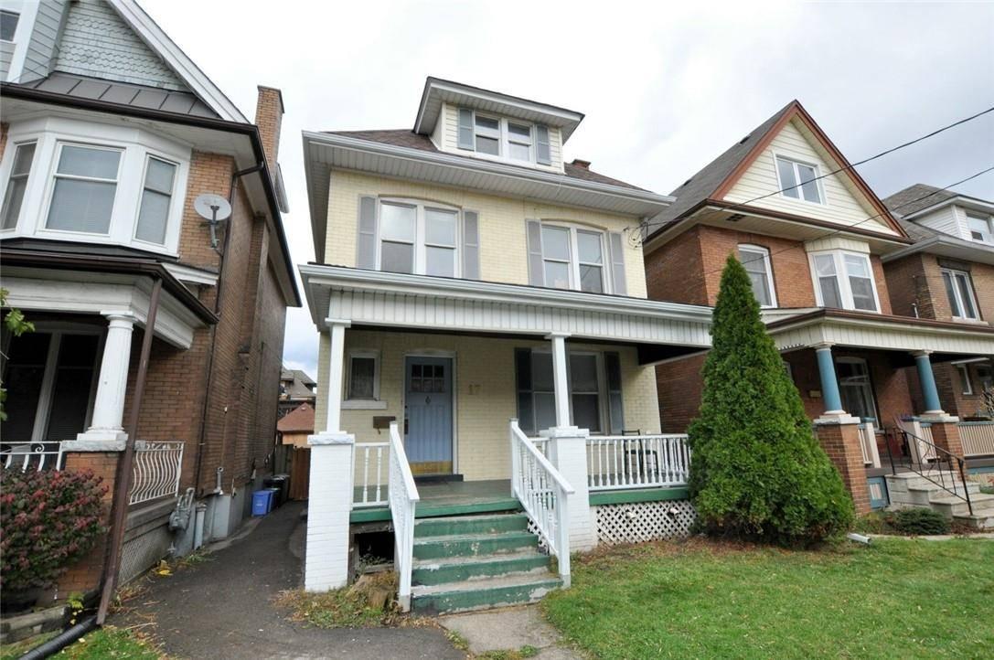 Apartment for rent at 17 Elm St Unit 2 Hamilton Ontario - MLS: H4068146