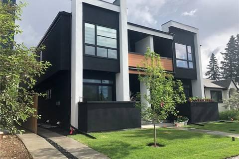 Townhouse for sale at 1706 Kensington Rd Nw Unit 2 Hillhurst, Calgary Alberta - MLS: C4223823