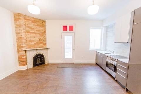 Townhouse for rent at 171 Carlton St Unit #2 Toronto Ontario - MLS: C4660671