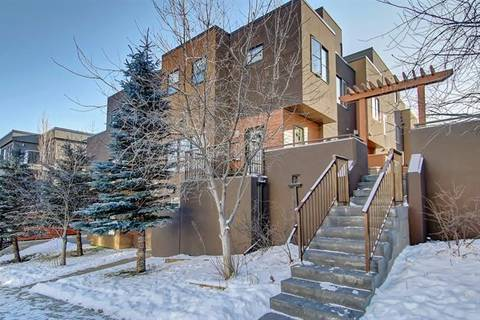 Townhouse for sale at 1717 27 Ave Southwest Unit 2 Calgary Alberta - MLS: C4286847