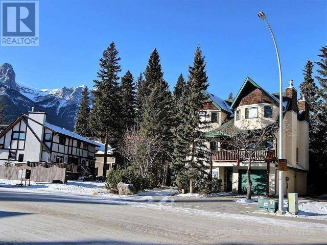 Home for sale at 1737 11th Ave Unit 2 Canmore Alberta - MLS: 51495