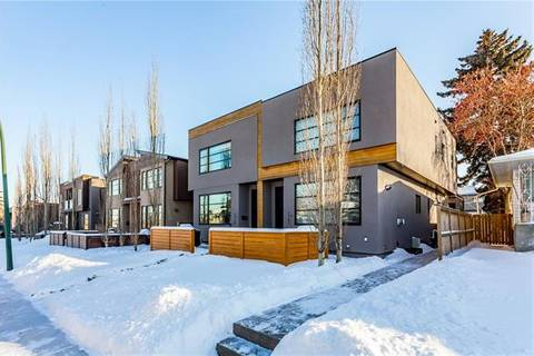 Townhouse for sale at 1741 36 Ave Southwest Unit 2 Calgary Alberta - MLS: C4228735