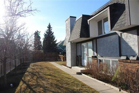 Townhouse for sale at 1743 24a St Southwest Unit 2 Calgary Alberta - MLS: C4232038