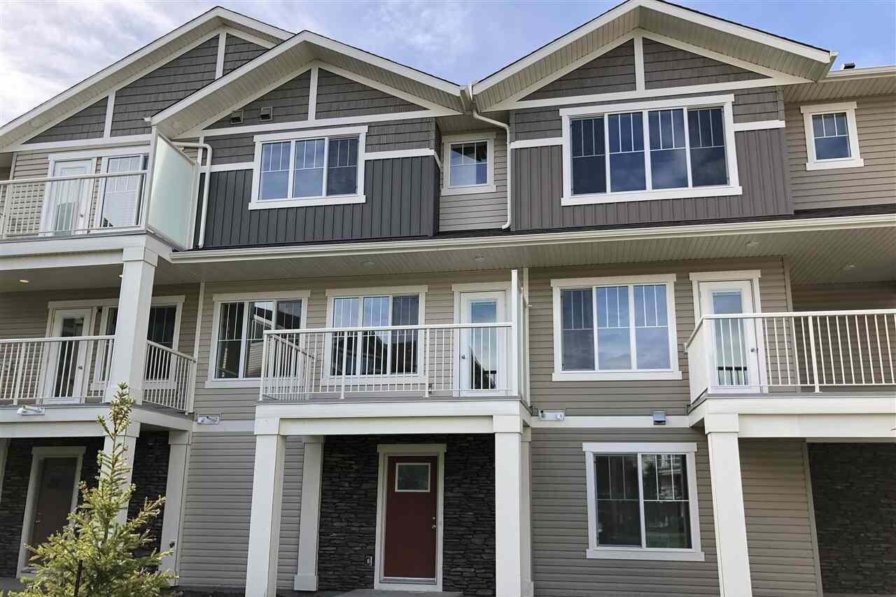 Townhouse for sale at 17832 78 St NW Unit 2 Edmonton Alberta - MLS: E4204103