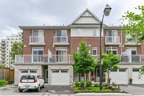 Townhouse for sale at 181 Plains Rd W Unit 2 Burlington Ontario - MLS: H4056570