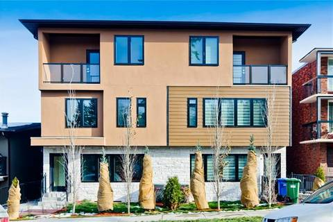 Townhouse for sale at 1816 17 St Southwest Unit 2 Calgary Alberta - MLS: C4275079