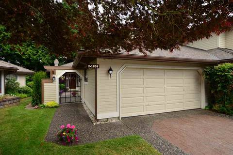 Townhouse for sale at 1858 Southmere Cres Unit 2 Surrey British Columbia - MLS: R2382880