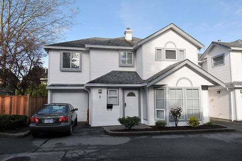 Townhouse for sale at 18951 Ford Rd Unit 2 Pitt Meadows British Columbia - MLS: R2358697