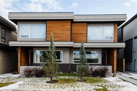 Townhouse for sale at 1920 25a St Southwest Unit 2 Calgary Alberta - MLS: C4275731
