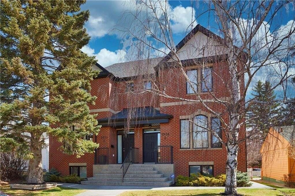 Townhouse for sale at 1934 25 St SW Unit 2 Richmond, Calgary Alberta - MLS: C4295228