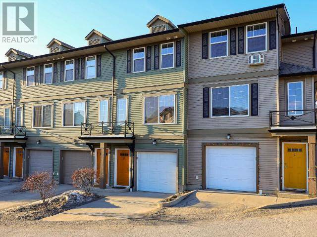 Townhouse for sale at 1970 Braeview Place  Unit 2 Kamloops British Columbia - MLS: 155855