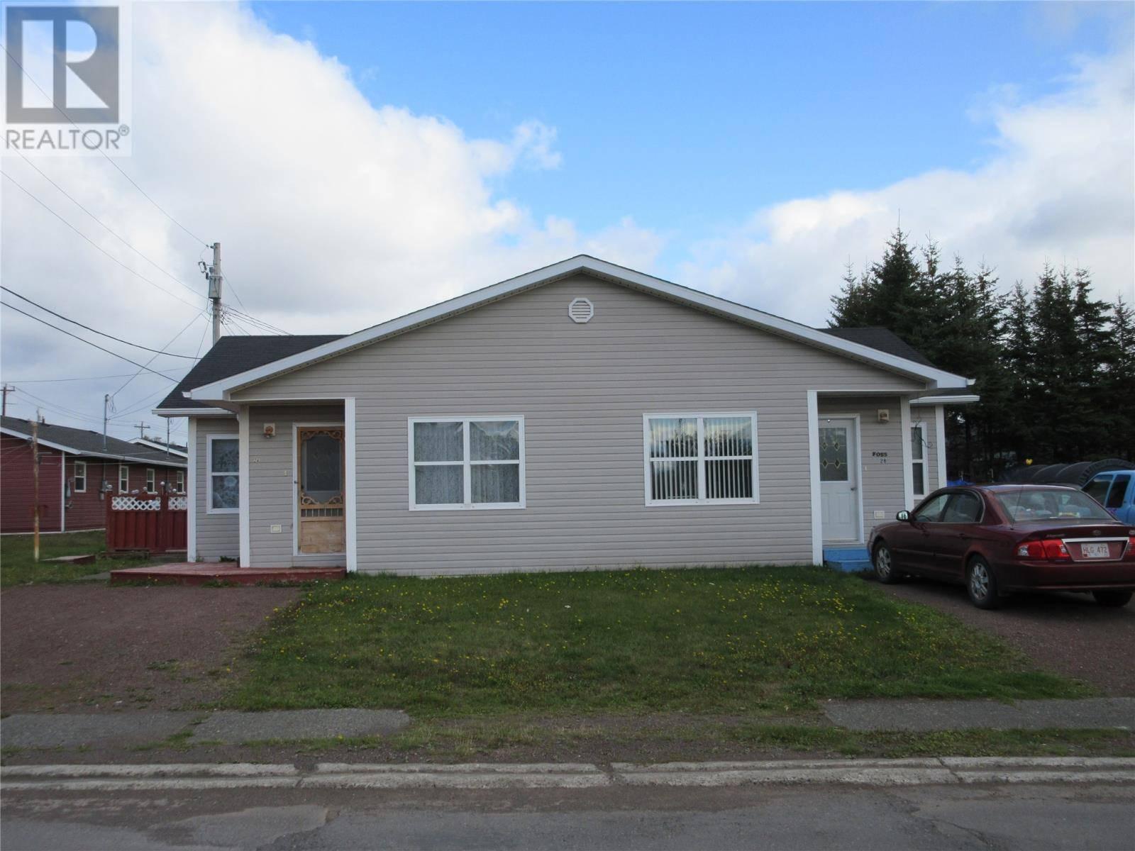 House for sale at 2 Kinsman Dr Unit 2 Bishop's Falls Newfoundland - MLS: 1204875