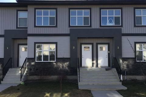 Townhouse for sale at 20 Vanderbilt Common Unit 2 Spruce Grove Alberta - MLS: E4153785