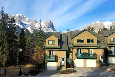 Townhouse for sale at 200 Benchlands Te Unit 2 Canmore Alberta - MLS: C4240955