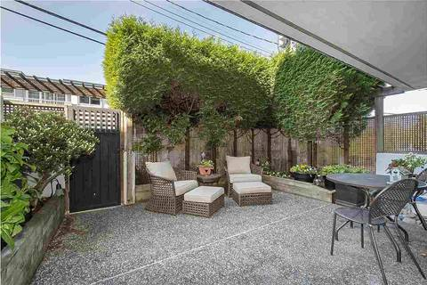 Condo for sale at 2015 3rd Ave W Unit 2 Vancouver British Columbia - MLS: R2454842