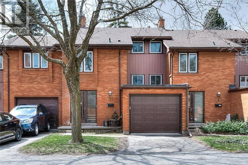 Townhouse for sale at 206 Candlewood Cres Unit 2 Waterloo Ontario - MLS: 30804849