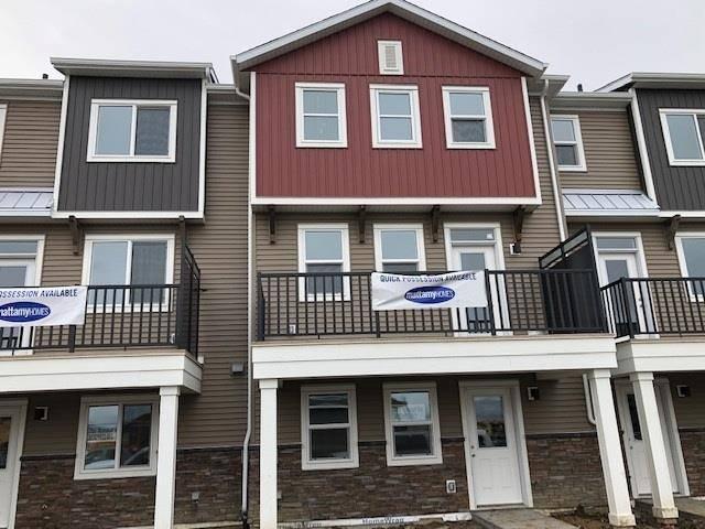 Townhouse for sale at 2072 Wonnacott Wy Sw Unit 2 Edmonton Alberta - MLS: E4181998