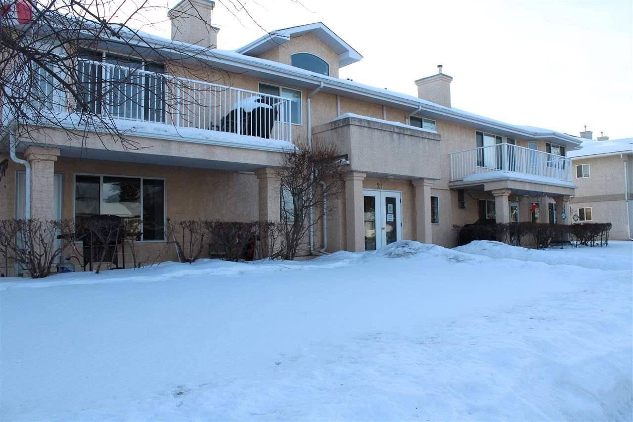 Condo for sale at 21 St. Lawrence Ave Unit 2 Devon Alberta - MLS: E4186146