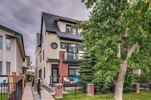 Townhouse for sale at 2120 35 Ave Southwest Unit 2 Calgary Alberta - MLS: C4265400