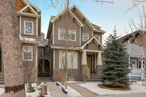 Townhouse for sale at 213 11a St Northwest Unit 2 Calgary Alberta - MLS: C4284646
