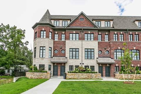 Townhouse for sale at 2160 Trafalgar Rd Unit 2 Oakville Ontario - MLS: W4409758