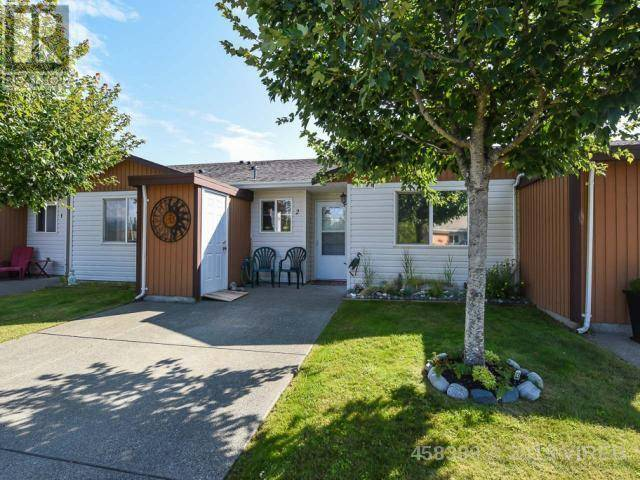 Townhouse for sale at 2197 Murrelet Dr Unit 2 Comox British Columbia - MLS: 458389
