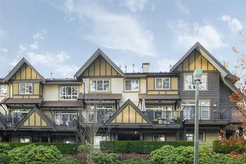 Townhouse for sale at 2200 Panorama Dr Unit 2 Port Moody British Columbia - MLS: R2355112