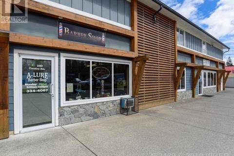 Commercial property for sale at 2260 Cousins Ave Unit 2 Courtenay British Columbia - MLS: 453460