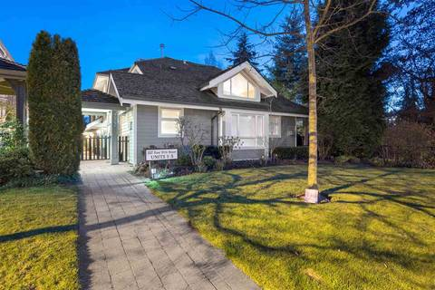 Townhouse for sale at 227 11th St E Unit 2 North Vancouver British Columbia - MLS: R2355304