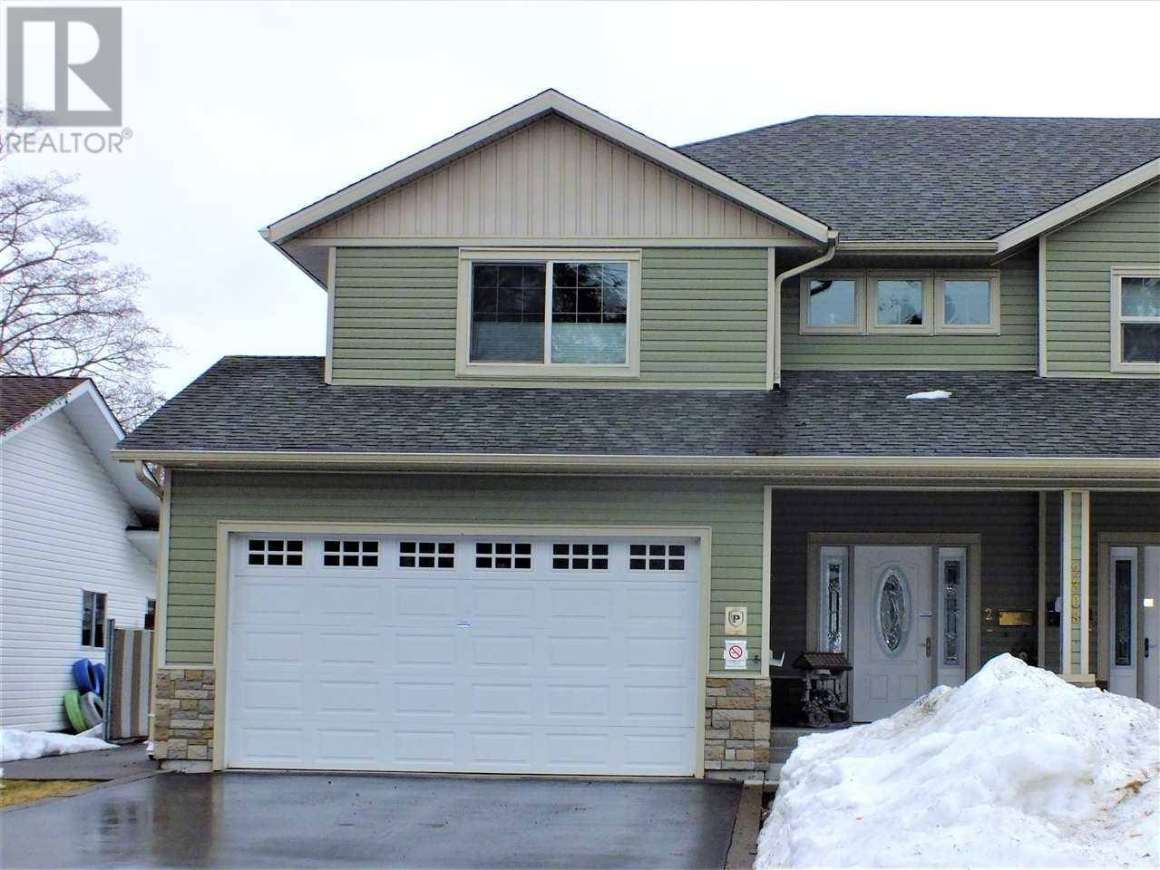 Townhouse for sale at 2308 Pear St Unit 2 Terrace British Columbia - MLS: R2439564