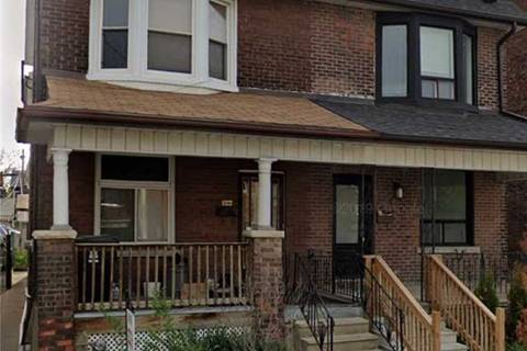 Townhouse for rent at 231 Christie St Unit 2 Toronto Ontario - MLS: C4671199