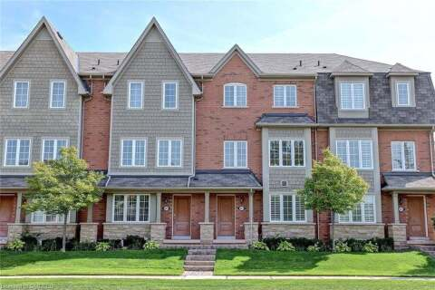 Townhouse for sale at 233 Duskywing Wy Unit 2 Oakville Ontario - MLS: 40021049