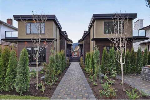 Townhouse for sale at 236 18th St E Unit 2 North Vancouver British Columbia - MLS: R2392359