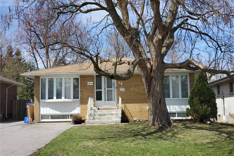 House for rent at 24 Flowertown Ave Unit 2 Brampton Ontario - MLS: W4418313