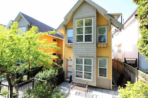 Residential property for sale at 241 5th St W Unit 2 North Vancouver British Columbia - MLS: R2376020