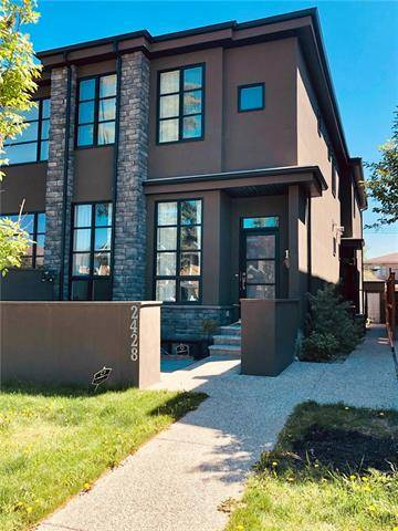 Townhouse for sale at 2428 29 St Southwest Unit 2 Calgary Alberta - MLS: C4248134