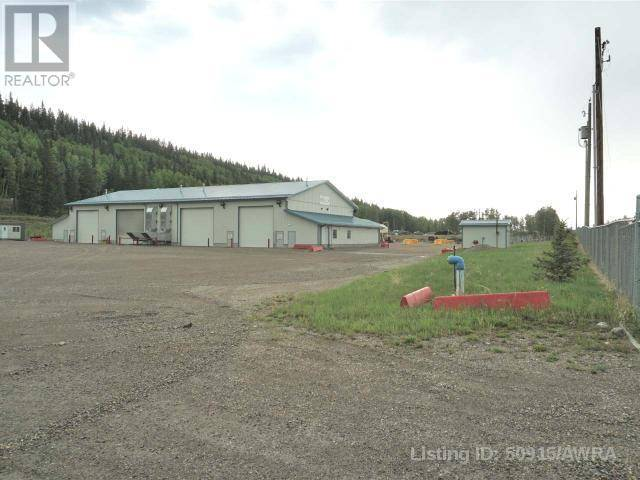 Commercial property for sale at 24403 Lot 1 & Rd East Unit 2 Hinton Valley Alberta - MLS: 50915