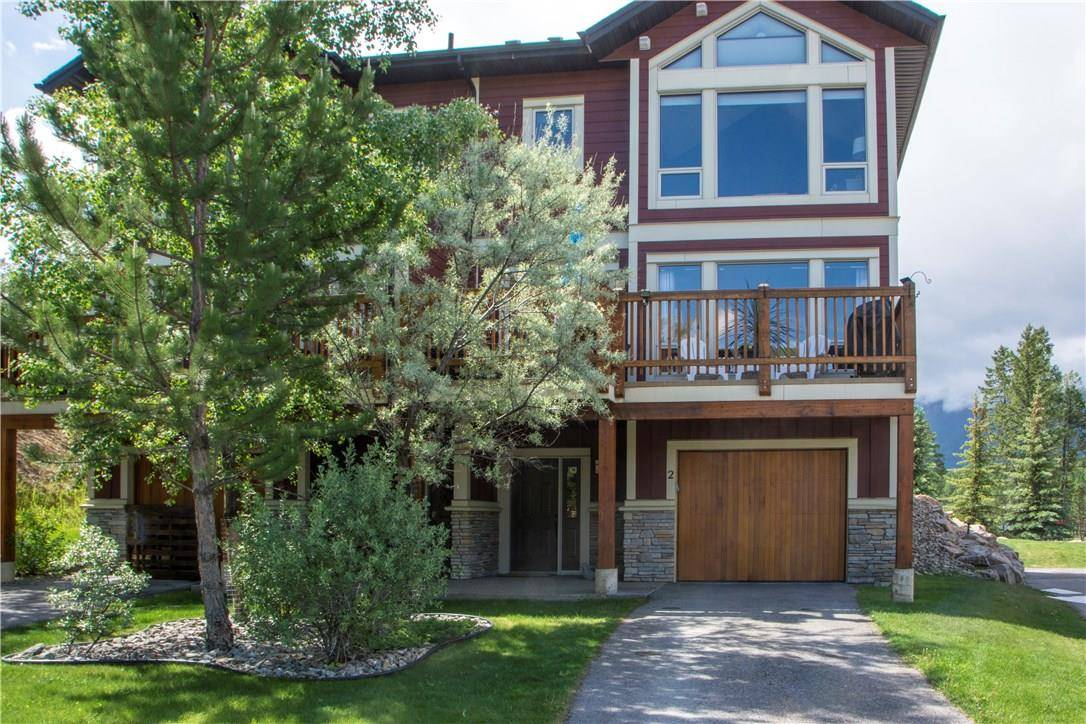 Townhouse for sale at 2525 Castlestone Dr Unit 2 Invermere British Columbia - MLS: 2438731