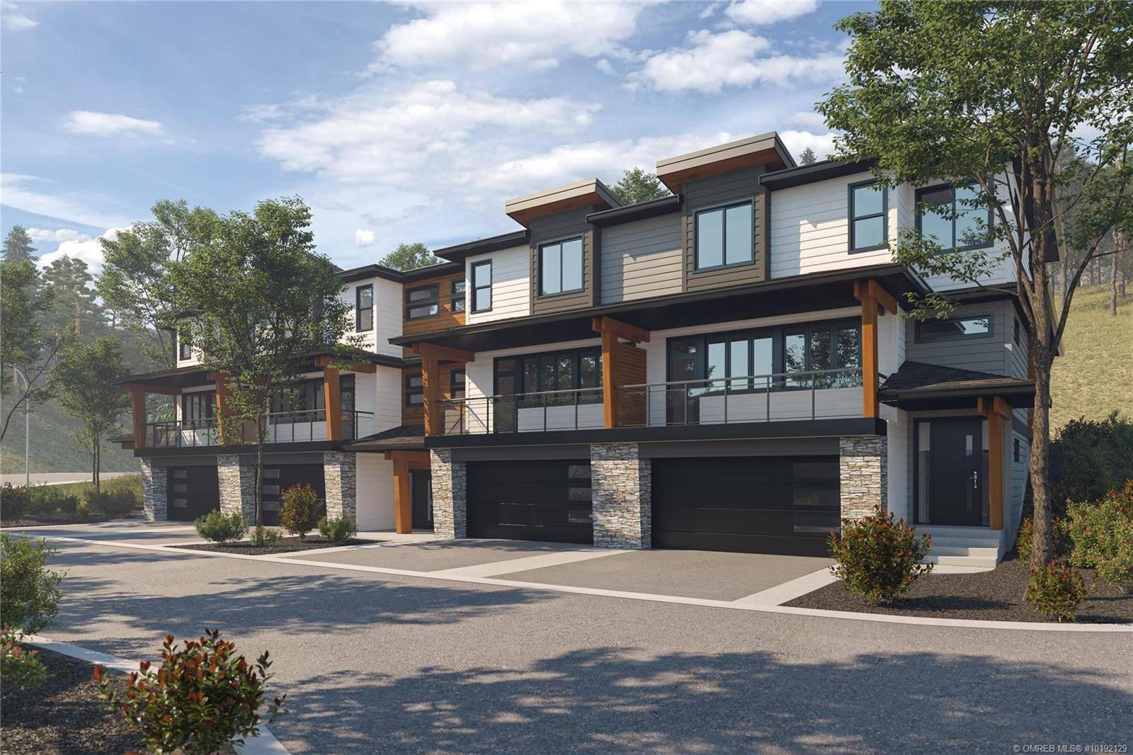 Townhouse for sale at 2575 Eagle Ridge Dr Unit 2 West Kelowna British Columbia - MLS: 10192129