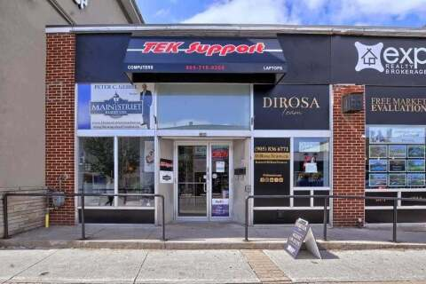 Commercial property for sale at 258 Main St Unit #2 Newmarket Ontario - MLS: N4914006