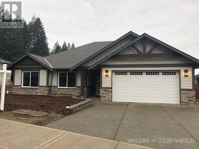 House for sale at 2593 Brookfield Dr Unit 2 Courtenay British Columbia - MLS: 465266
