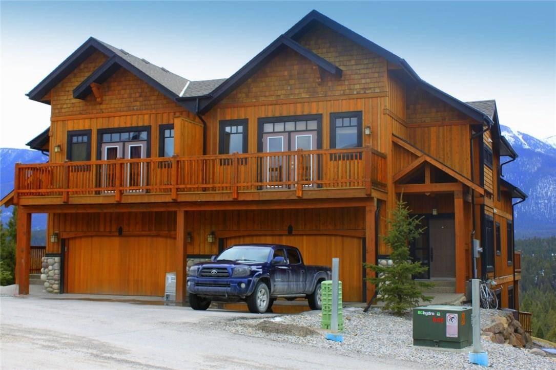 Buliding: 2598 Mountainview Crescent, Invermere, BC