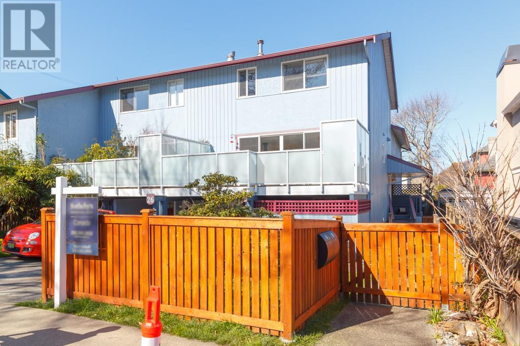 Removed: 2 - 26 Menzies Street, Victoria, BC - Removed on 2020-03-26 05:39:14