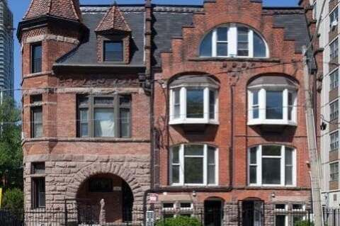 Townhouse for rent at 262 Sherbourne St Unit 2 Toronto Ontario - MLS: C4959216