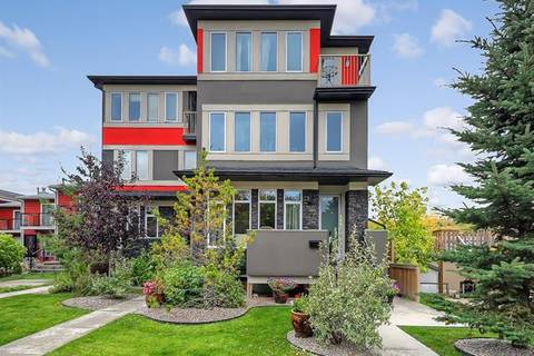Townhouse for sale at 2625 1 Ave Northwest Unit 2 Calgary Alberta - MLS: C4270715