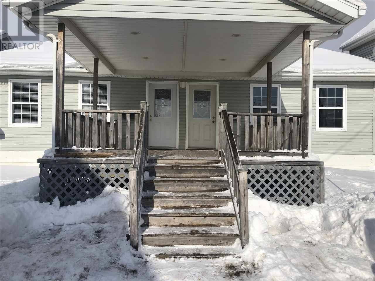Townhouse for sale at 263 Dorchester St Unit 2 Charlottetown Prince Edward Island - MLS: 202002646