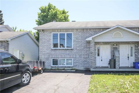 Townhouse for sale at 27 Bourassa St Unit 2 Embrun Ontario - MLS: 1149828