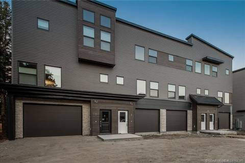 Townhouse for sale at 270 Coulessprings Te S Unit 2 Lethbridge Alberta - MLS: LD0168385